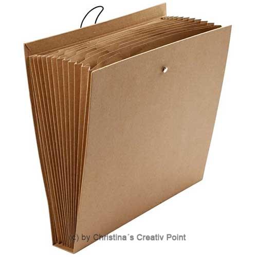 scrapbooking papier aufbewahrung archivmappe 12. Black Bedroom Furniture Sets. Home Design Ideas