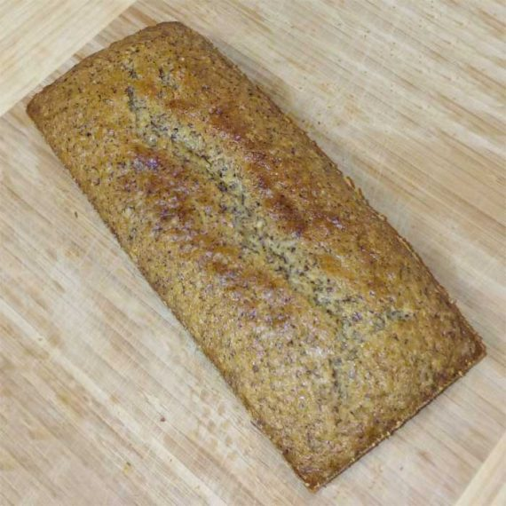 Veganer Nusskuchen: ein Kuchentraum - so lecker & saftig.
