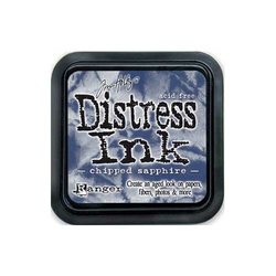 Distress Ink Chipped Sapphire Stempelkissen