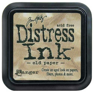 Distress Ink Old Paper Stempelkissen