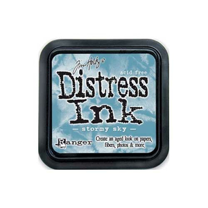 Distress Ink Stormy Sky Stempelkissen