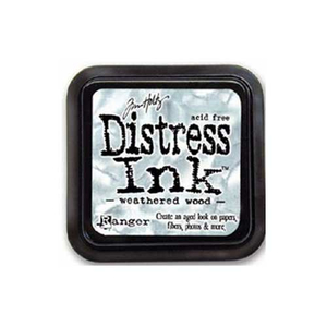 Distress Ink Weathered Wood Stempelkissen