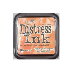 Distress Ink Spiced Marmelade Stempelkissen
