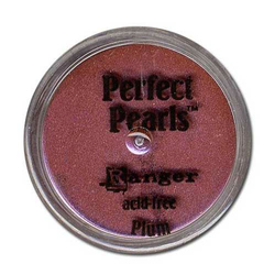 Perfect Pearls Pulver Plum