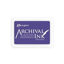 Archival Ink - Stempelkissen Deep Purple (lila)