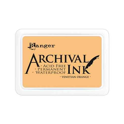 Archival Ink - Stempelkissen Venetian orange