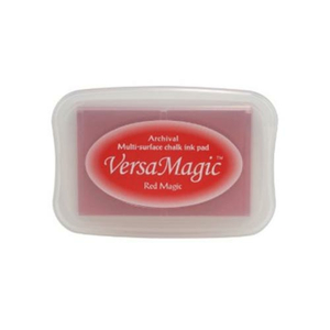 Versamagic Red Magic Chalk-Stempelkissen