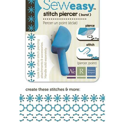 Sew Easy Stitch Piercer Burst