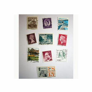 Real Used Stamps