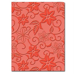 Embossing Folder (Prägefolder) In Bloom