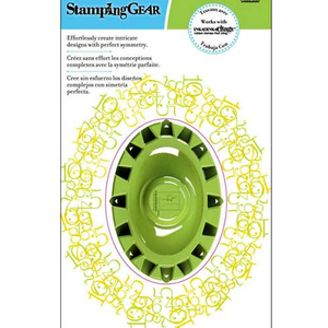 Stamping Gear Oval Cog