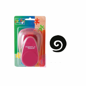 Motivlocher Picture Punch Spirale 1,5 cm