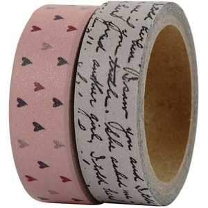 Washi-Tape / Masking-Tape Stockholm - 10 Meter