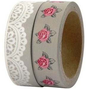 Washi-Tape / Masking-Tape Skagen - 10 Meter