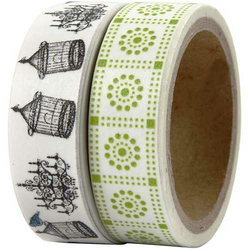 Washi-Tape / Masking-Tape London - 10 Meter