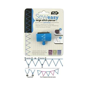 Sew Easy Large Stitch Piercer Pennants (Banner)