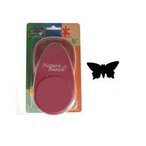 Motivlocher Picture Punch Schmetterling 7,5 cm