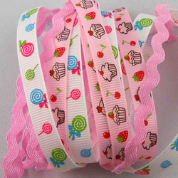 Motivband-Set Lolli & Muffin - 3 Meter