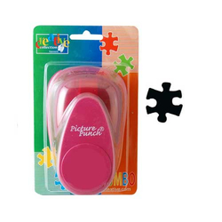 Motivlocher Picture Punch Puzzle 1,5 cm