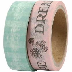Washi-Tape / Masking-Tape Dream - 10 Meter