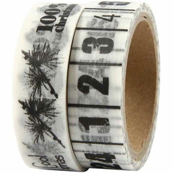 Washi-Tape / Masking-Tape Paris - 10 Meter