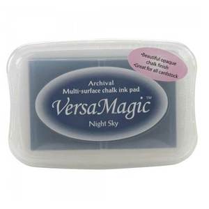 Versamagic Night Sky Chalk-Stempelkissen