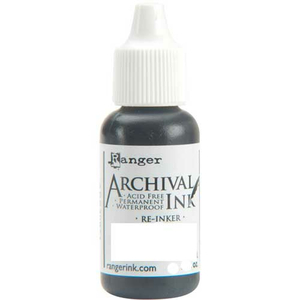 Archival Ink Re-Inker Nachfüllflasche Coffee 18 ml