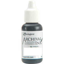Archival Ink Re-Inker Nachfüllflasche Coffee 29 ml