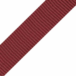 Gurtband bordeaux 24 mm