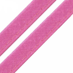 Paspelband 12 mm Baumwolle pink