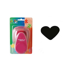 Motivlocher Picture Punch Herz 2,5 cm