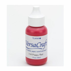 VersaCraft Inker Poppy Red (rot)