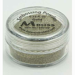 MBoss Embossingpulver Gold