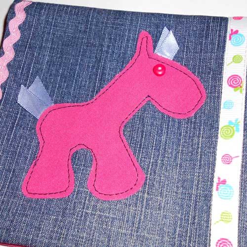 Pixi-Buch-Hülle Pferd
